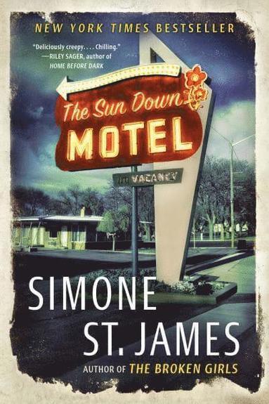 bokomslag The Sun Down Motel