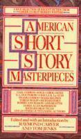 bokomslag American Short Story Masterpieces