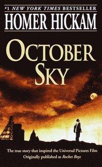 bokomslag October Sky