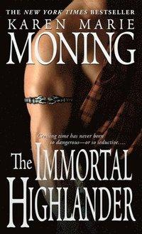 bokomslag The Immortal Highlander