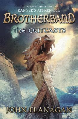 bokomslag The Outcasts (Brotherband Book 1)