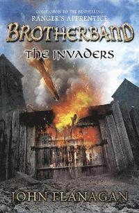 bokomslag Invaders (brotherband book 2)