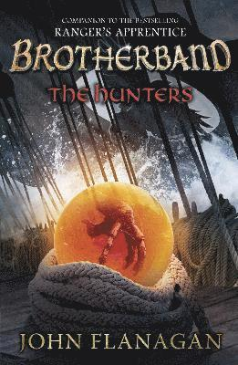 bokomslag Hunters (brotherband book 3)