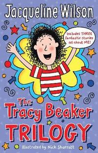 bokomslag The Tracy Beaker Trilogy