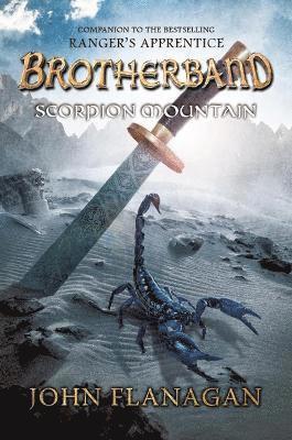 bokomslag Brotherband: scorpion mountain