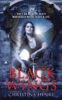 bokomslag Black Wings