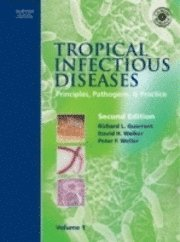 bokomslag Tropical infectious diseases - principles, pathogens, and practice