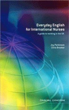 bokomslag Everyday English for International Nurses