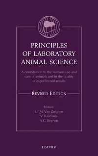 bokomslag Principles of Laboratory Animal Science, Revised Edition