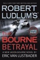 bokomslag Robert Ludlum's (Tm) the Bourne Betrayal