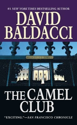bokomslag The Camel Club