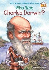 bokomslag Who Was Charles Darwin?