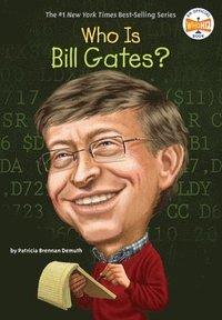 bokomslag Who Is Bill Gates?