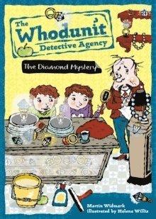 bokomslag The Diamond Mystery : The Whodunit Detective Agency
