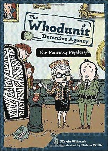 bokomslag The Mummy Mystery