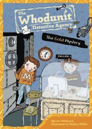 bokomslag The Gold Mystery #8