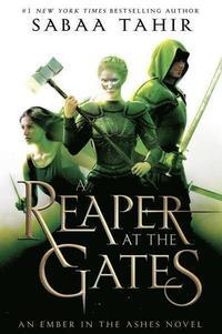 bokomslag Reaper At The Gates