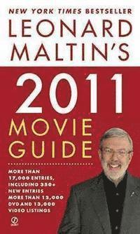 bokomslag Leonard Maltin's 2011 Movie Guide