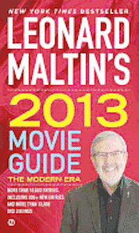 bokomslag Leonard maltin's movie guide : the modern era: the modern era