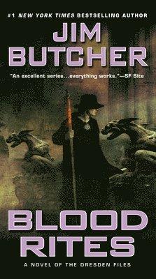 bokomslag Blood Rites
