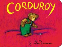 bokomslag Corduroy Giant Board Book