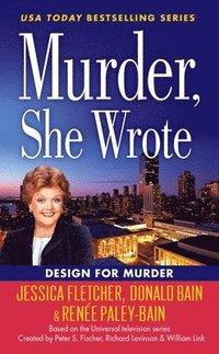 bokomslag Murder, She Wrote: Design For Murder