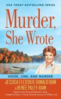 bokomslag Murder, She Wrote: Hook, Line, And Murder