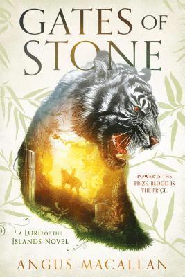 bokomslag Gates of Stone