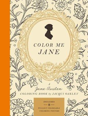 bokomslag Color Me Jane