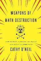 bokomslag Weapons of Math Destruction: How Big Data Increases Inequality and Threatens Democracy
