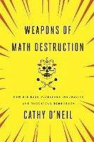 bokomslag Weapons Of Math Destruction