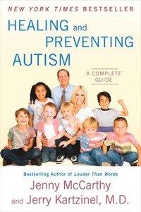 bokomslag Healing and Preventing Autism