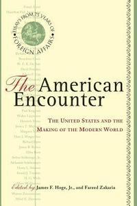 bokomslag The American Encounter