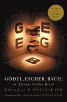 bokomslag Godel, escher, bach - an eternal golden braid