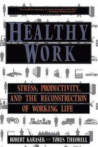 bokomslag Healthy Work