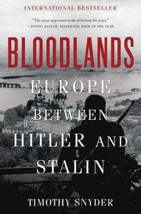 bokomslag Bloodlands