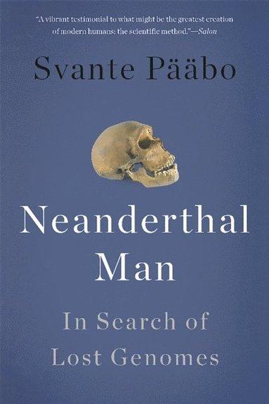 bokomslag Neanderthal Man