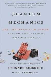 bokomslag Quantum Mechanics