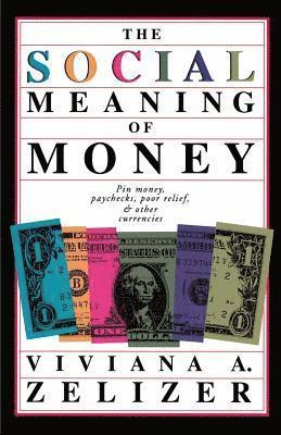 bokomslag The Social Meaning of Money