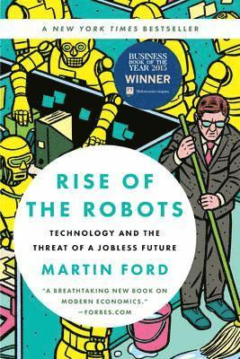 bokomslag Rise of the Robots