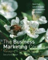 bokomslag The Business Marketing Course