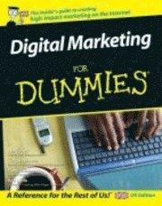 bokomslag Digital Marketing For Dummies