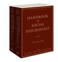 bokomslag Handbook of Social Psychology
