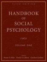 bokomslag Handbook of Social Psychology, Volume 1