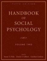 bokomslag Handbook of Social Psychology, Volume 2