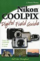 bokomslag Nikon Coolpix Digital Field Guide