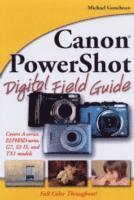 bokomslag Canon PowerShot Digital Field Guide