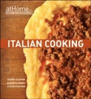 bokomslag Italian Cooking at Home with the Culinary Institute of America