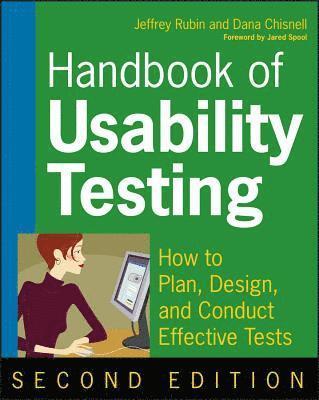 bokomslag Handbook of Usability Testing 2nd Edition