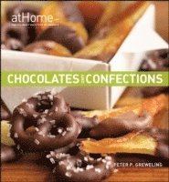 bokomslag Chocolates and Confections at Home with the Culinary Institute of America